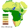 Africa_Climate_7000bp